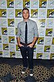 dave annable rachael taylor 666 park avenue at comic con 10