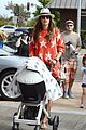 alessandra ambrosio 4th of july with jamie mazur baby noah 09