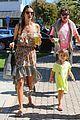 alessandra ambrosio family day in malibu 17