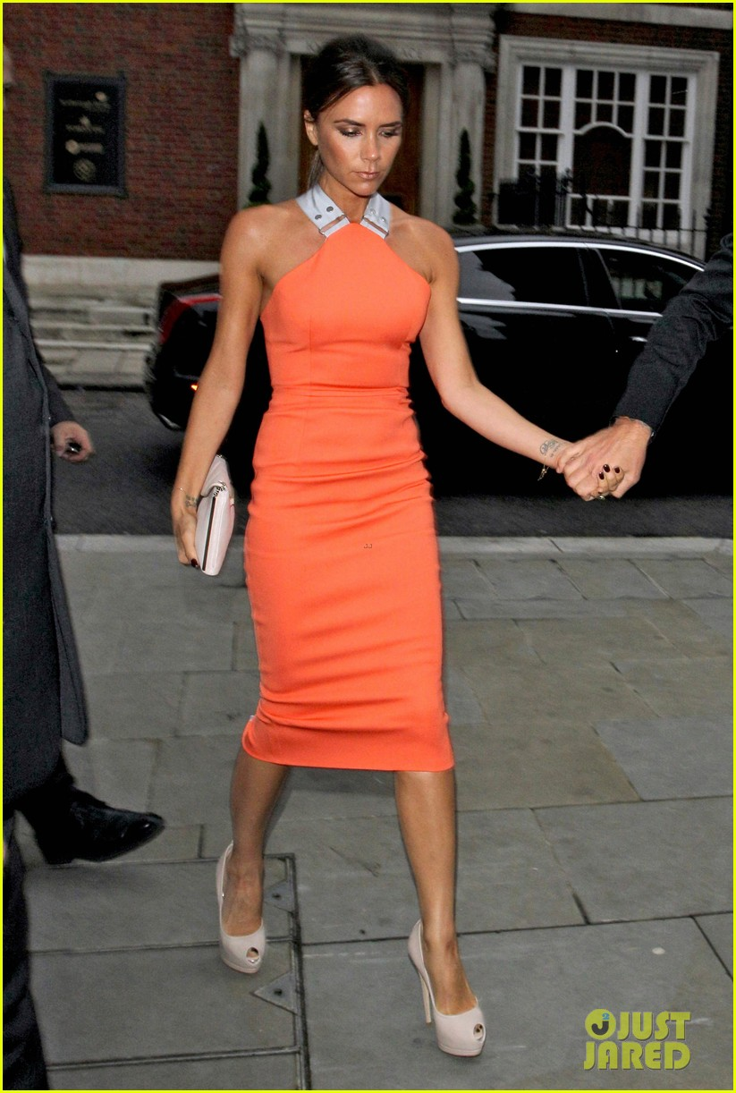 victoria david beckham simon fuller birthday party 01