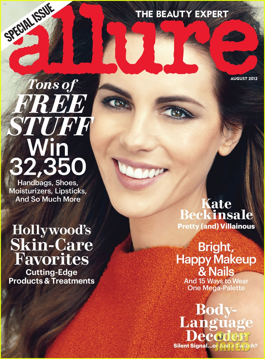 kate beckinsale covers allure august 2012 01