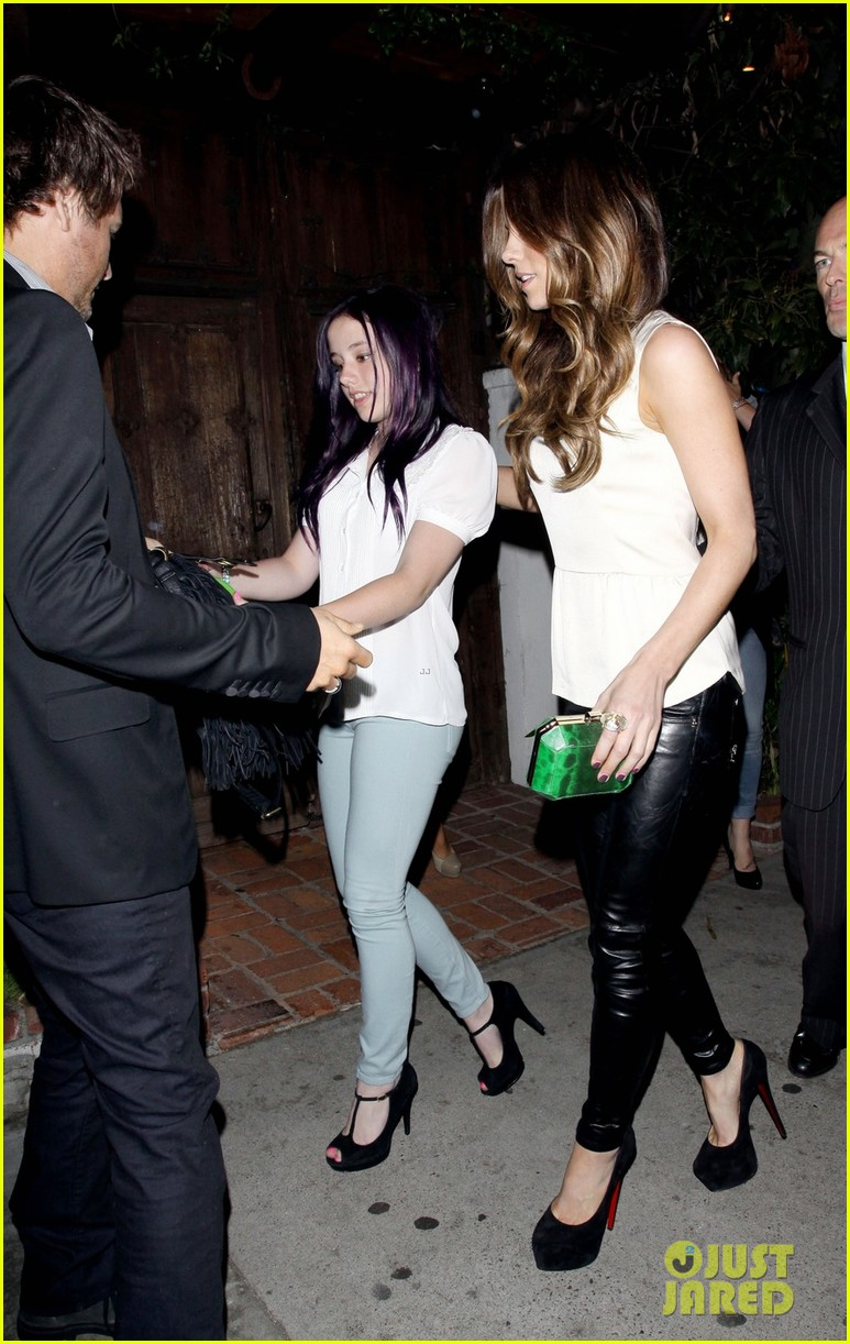 kate beckinsale little door birthday celebration 04