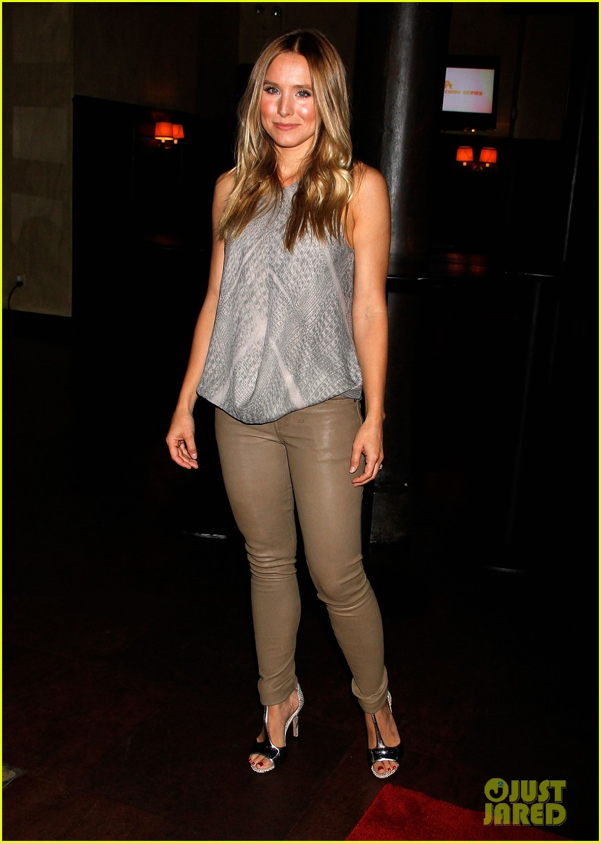 kristen bell hit and run screening with dax shepard 05