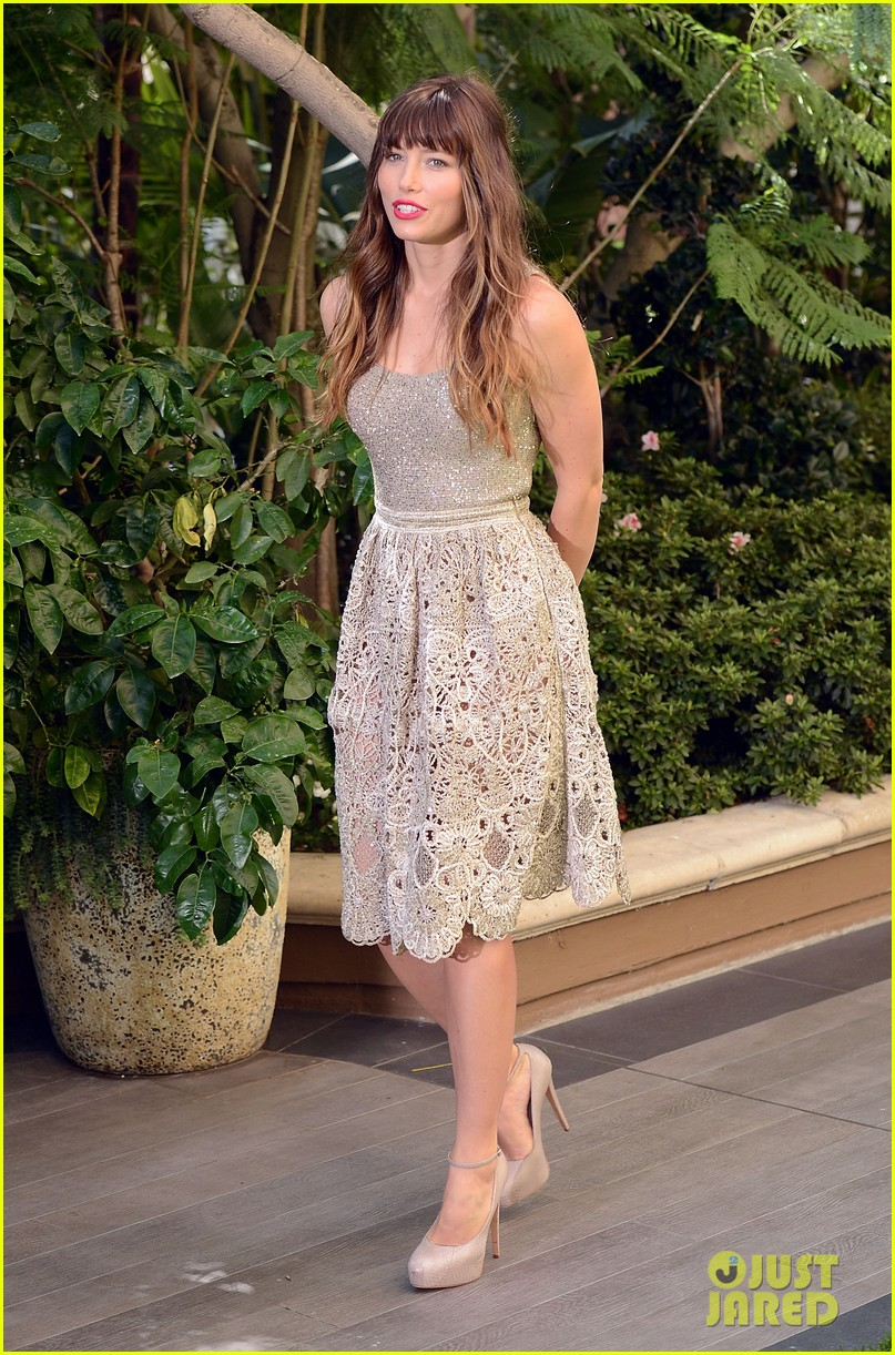 jessica biel kate beckinsale total recall photo call 20