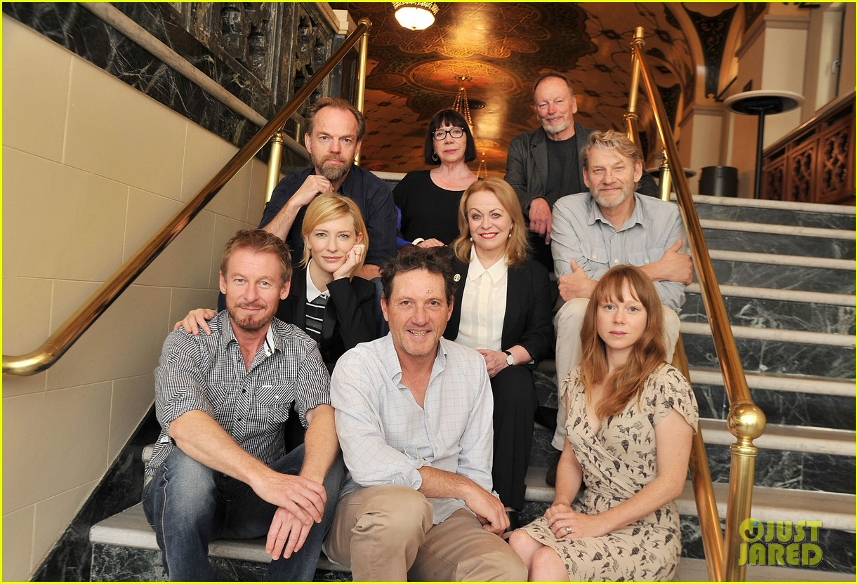 cate blanchett uncle vanya photo call 06