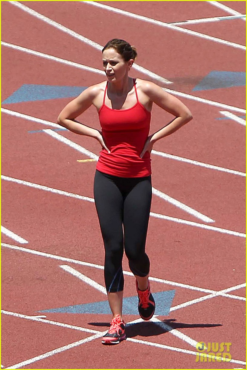 emily blunt workout 14