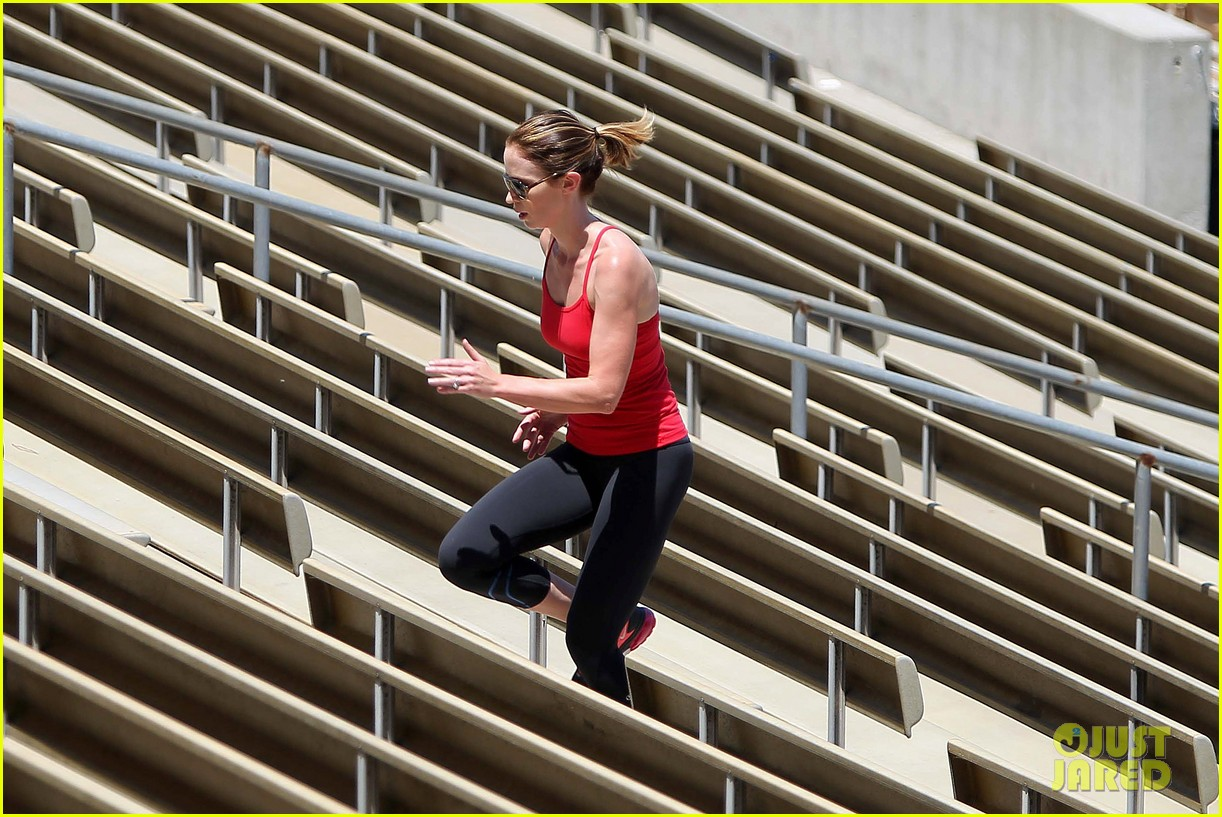 emily blunt workout 18