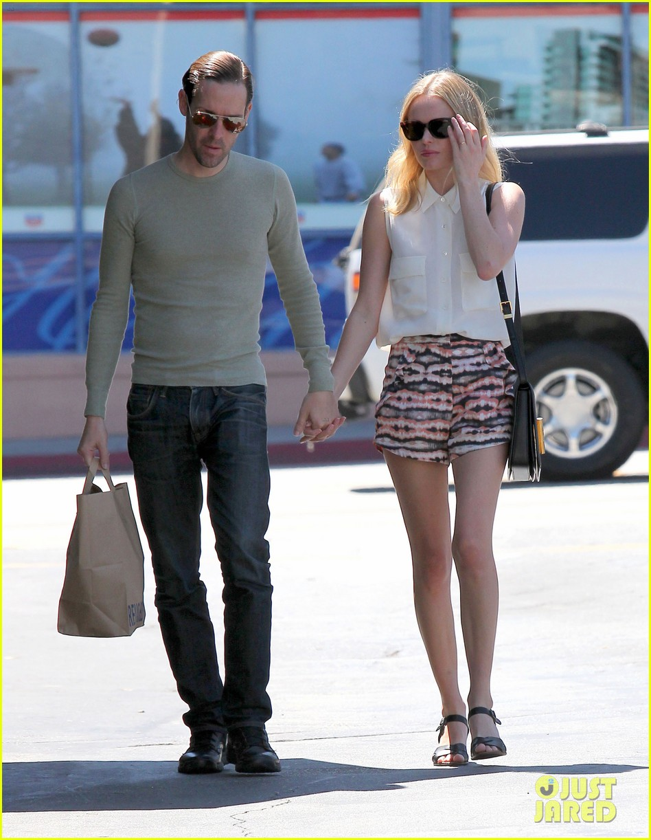 kate bosworth michael polish bristol farms shoppers 08
