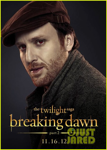 breaking dawn character posters 13