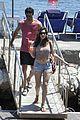 Photo 34 of Bikini-Clad Kelly Brook Kisses Shirtless Thom Evans in Ischia!