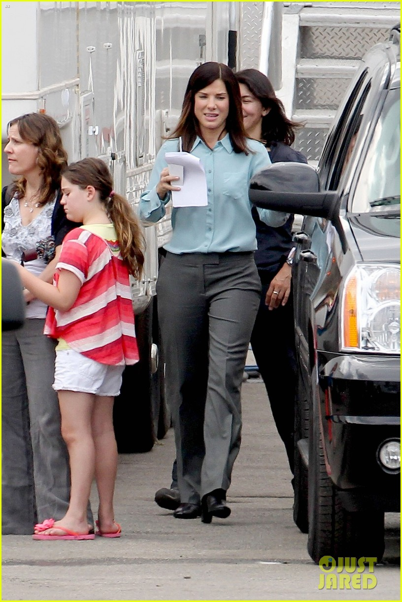 sandra bullock buddy cop film heat begins filming 012683720