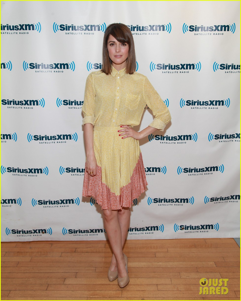 rose byrne sirius xm studios 04