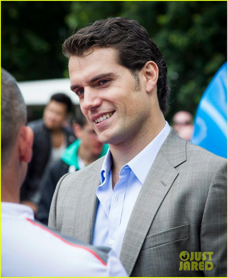henry cavill goodwood festival of speed 03