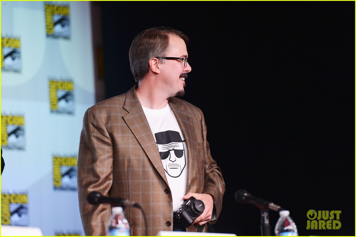 aaron paul bryan cranston breaking bad at comic con 20