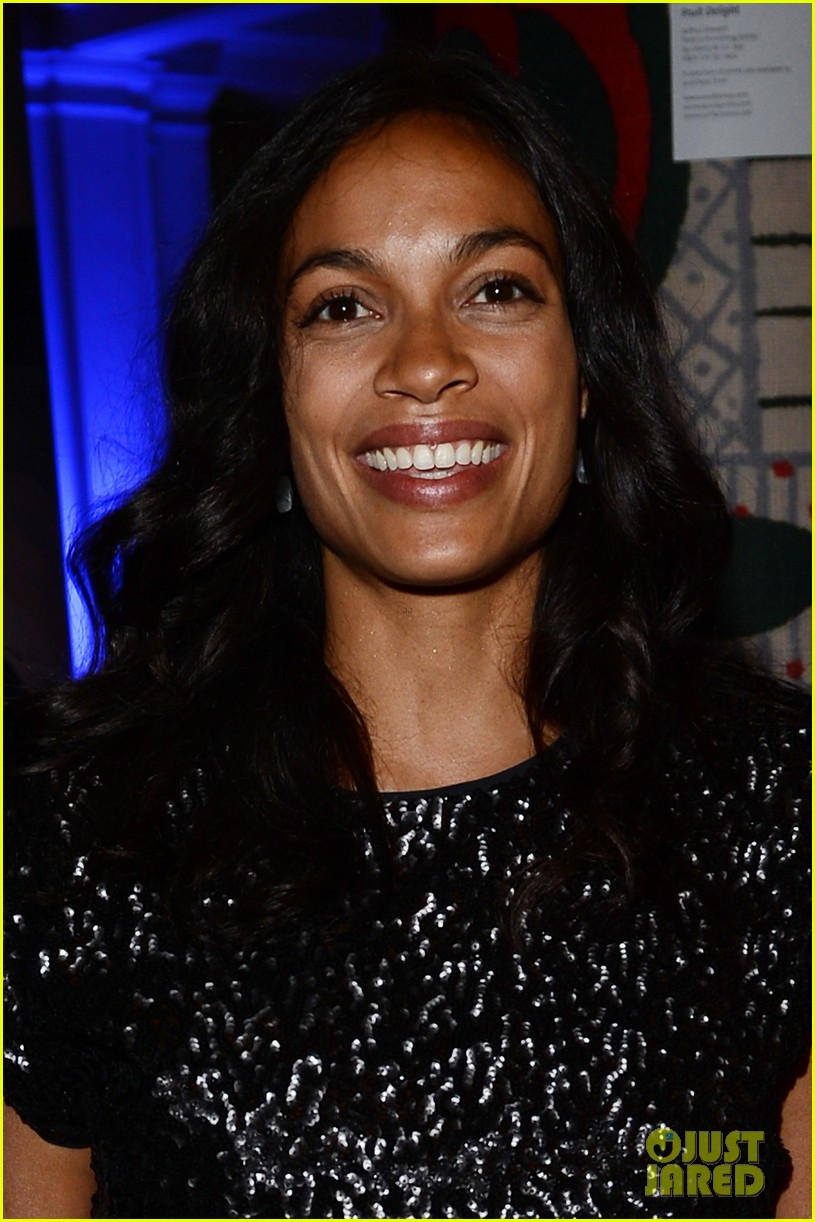 rosario dawson dna summit power breakfast 032692697