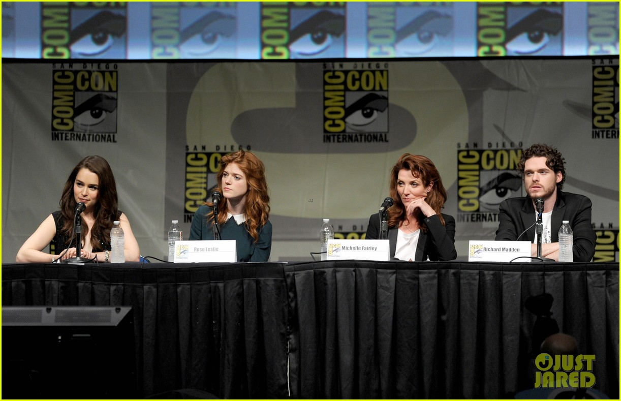 game of thrones takes over comic con 2012 08