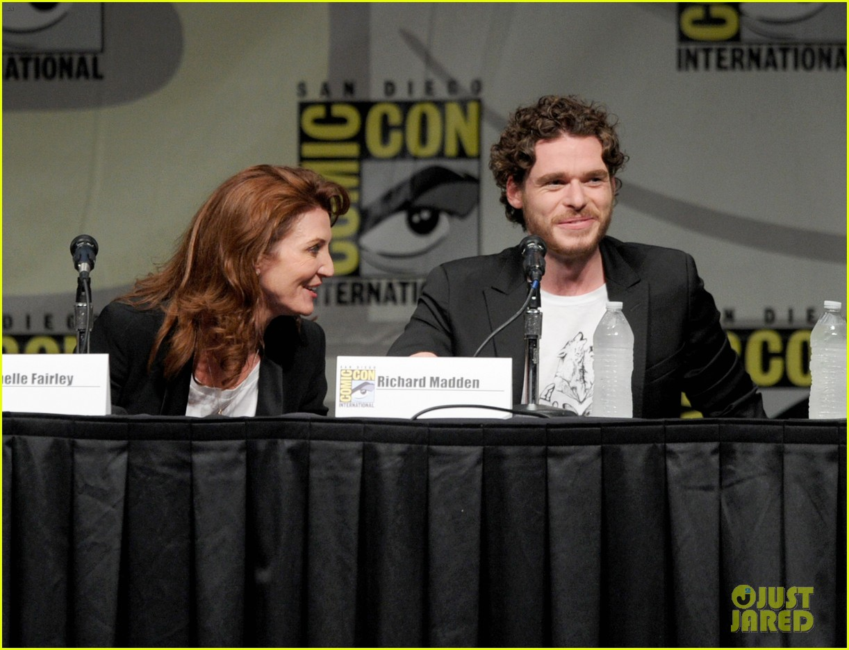 game of thrones takes over comic con 2012 18