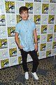 lea michele glee cast hits comic con 2012 17