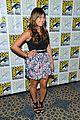 lea michele glee cast hits comic con 2012 33