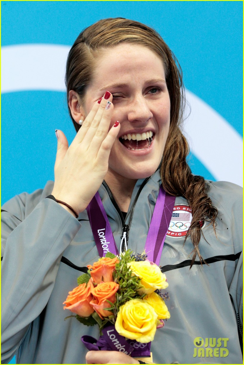 matt grevers missy franklin win gold medals for usa 04