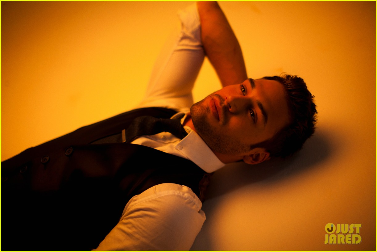 ryan guzman just jared photo shoot 02