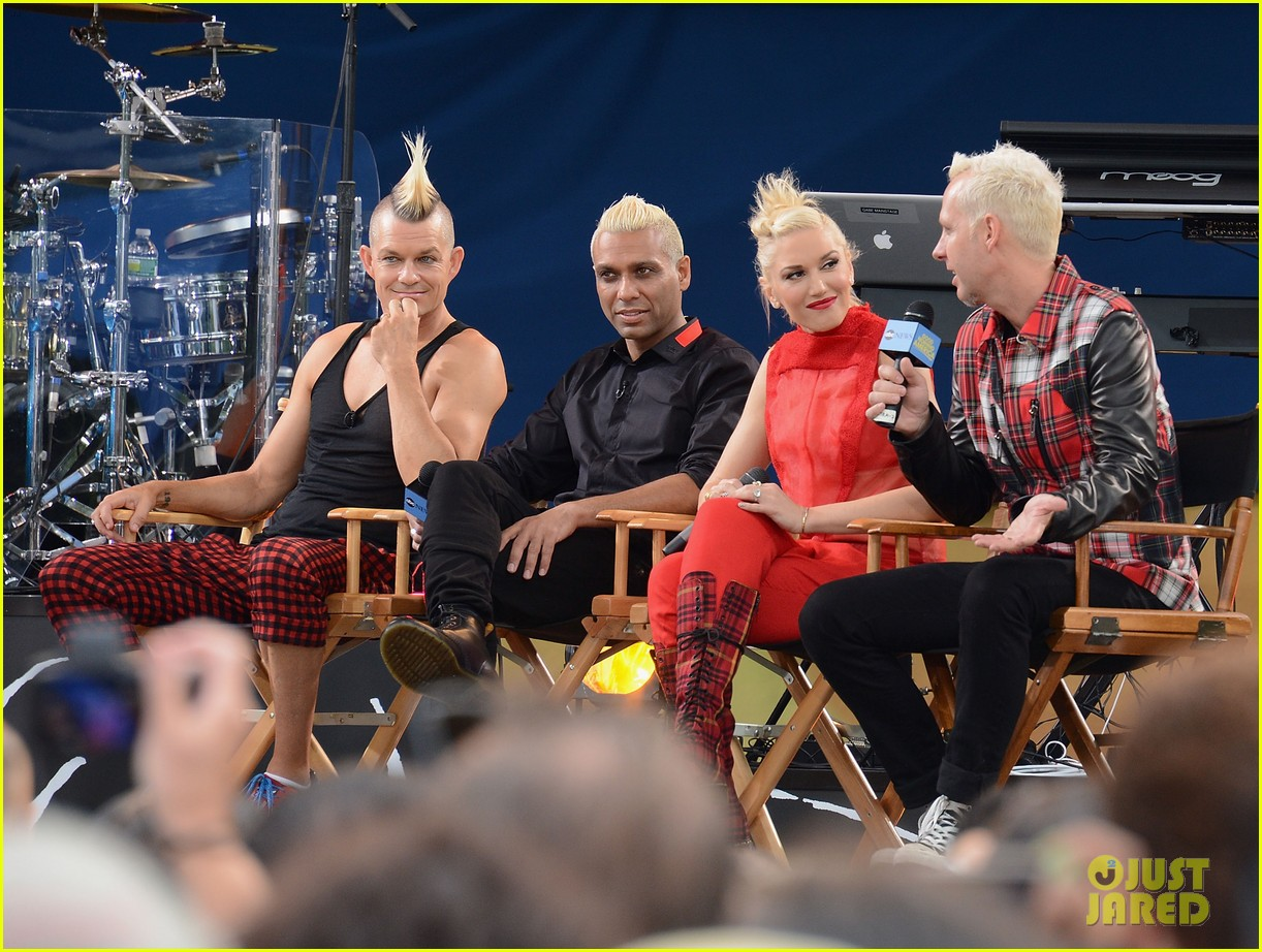 gwen stefani no doubt good morning america 34