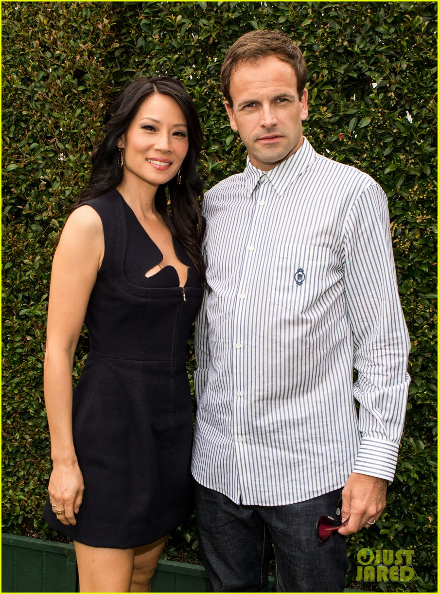 Michael C  Hall & Lucy Liu: 'Dexter' & 'Elementary' at Comic-Con