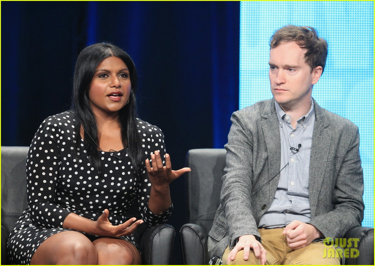 mindy kaling mindy project summer tca tour 16