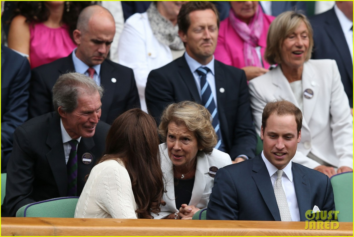 duchess kate prince william wimbledon championships 12