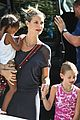 heidi klum girls day out 03