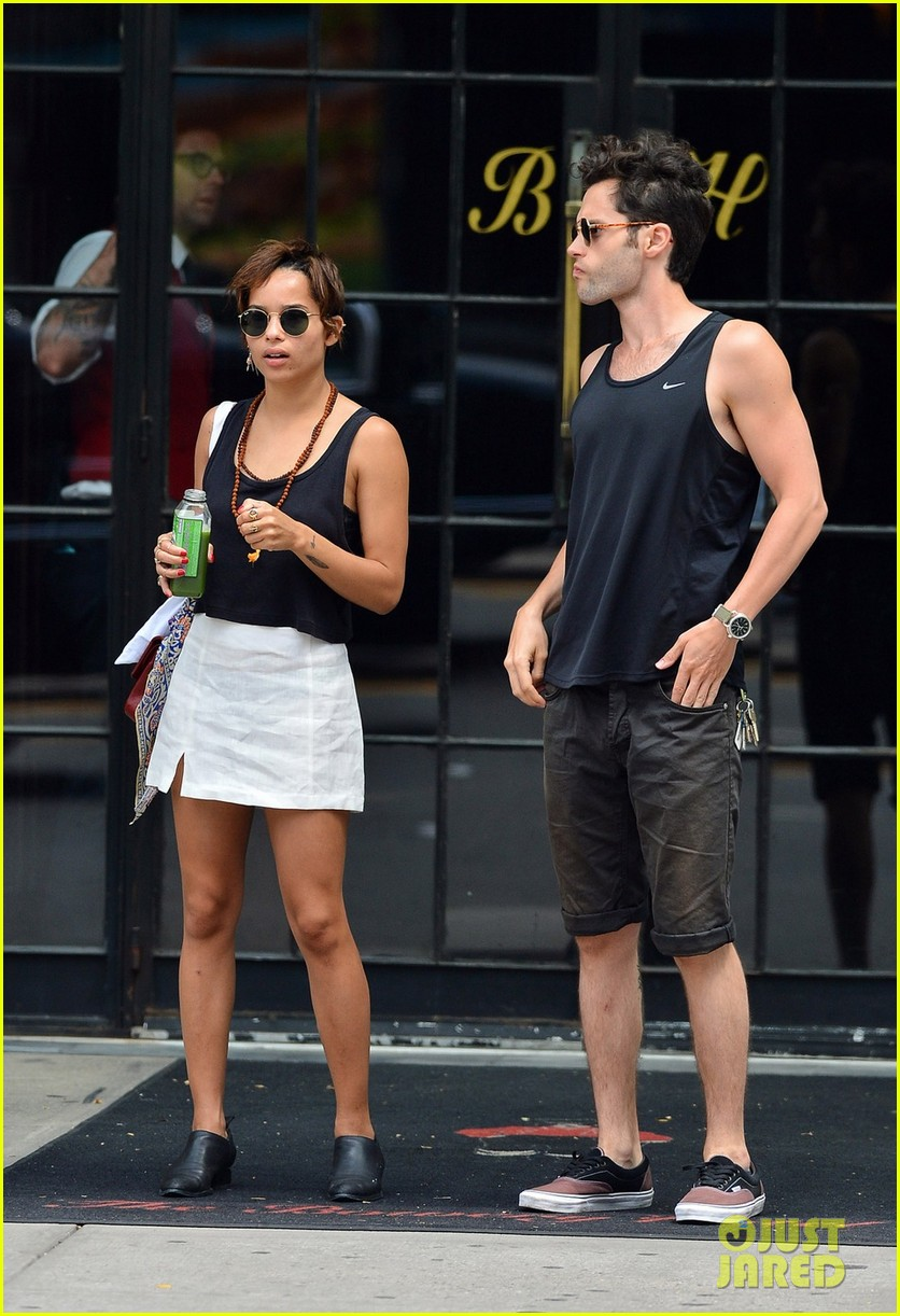 zoe kravitz penn badgley east village lovers 01