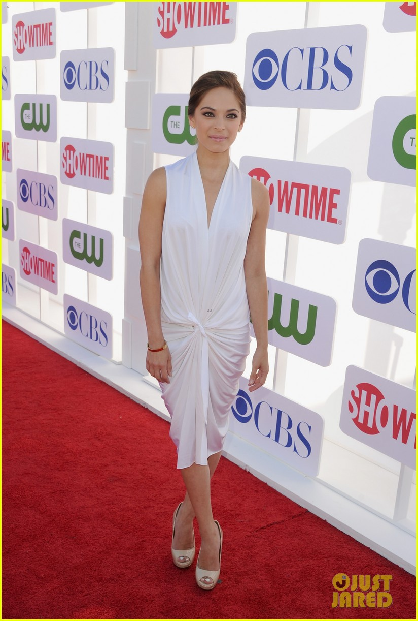 kristin kreuk jay ryan 2012 tca summer party 102694136
