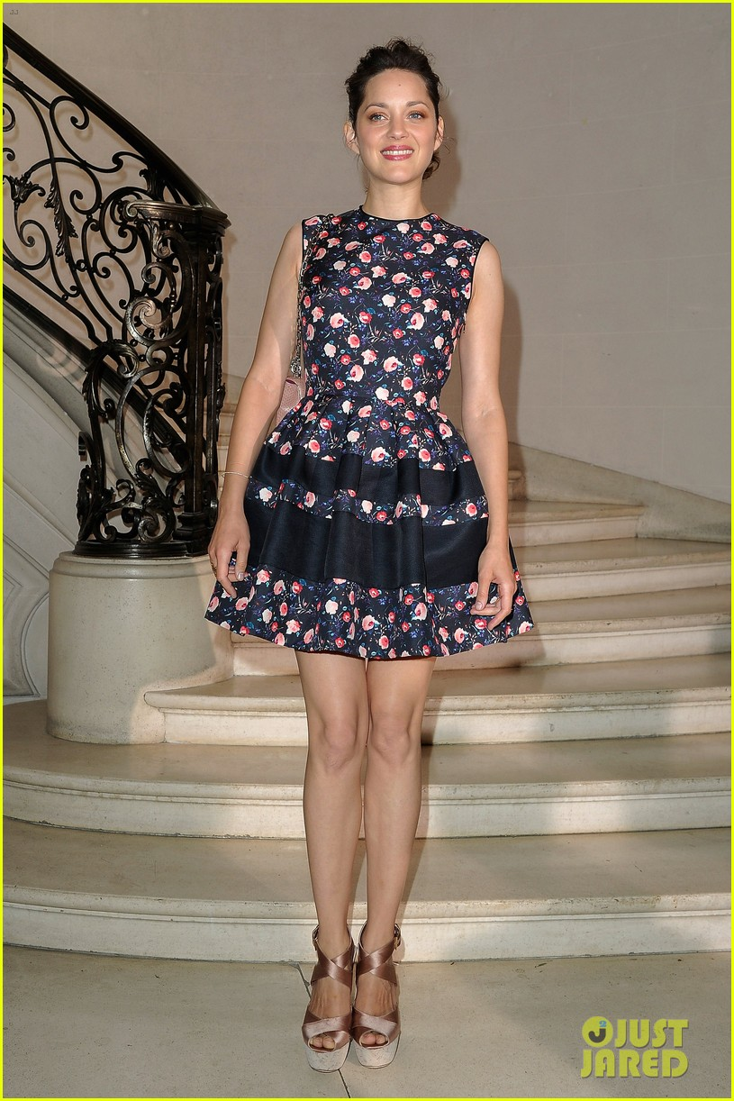 jennifer lawrence marion cotillard dior darlings 05