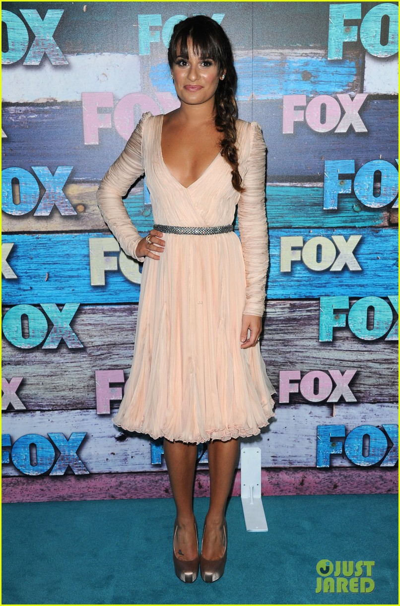 lea michele fox tca all star party 01