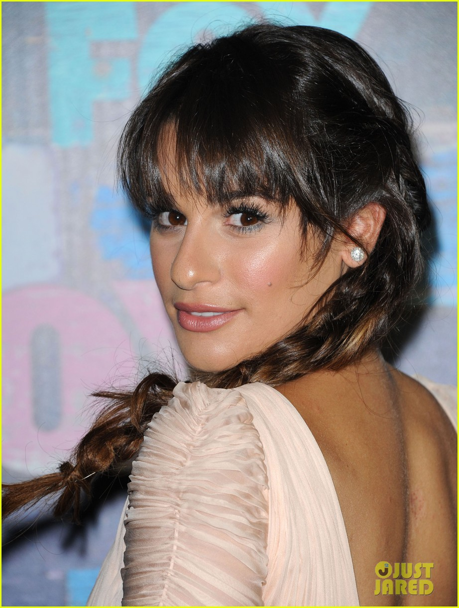 lea michele fox tca all star party 02