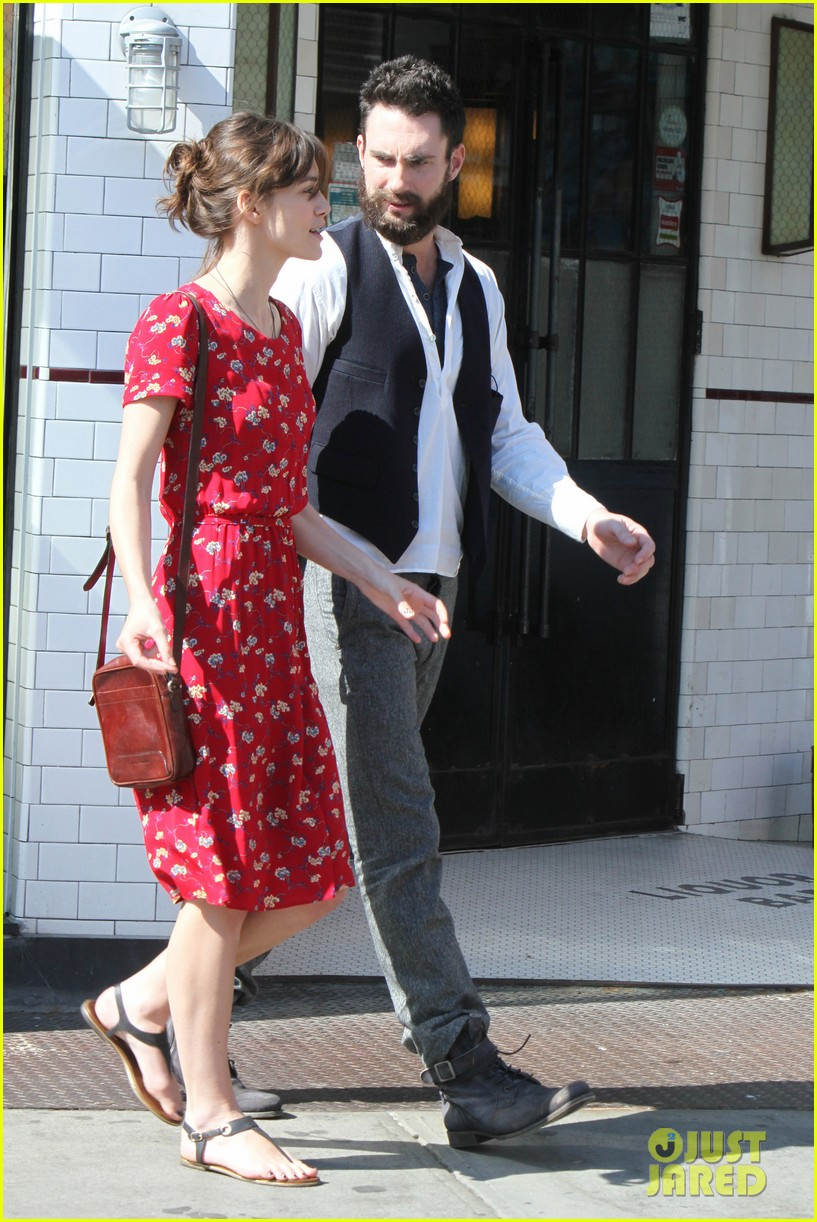 adam levine keira knightley song set 09