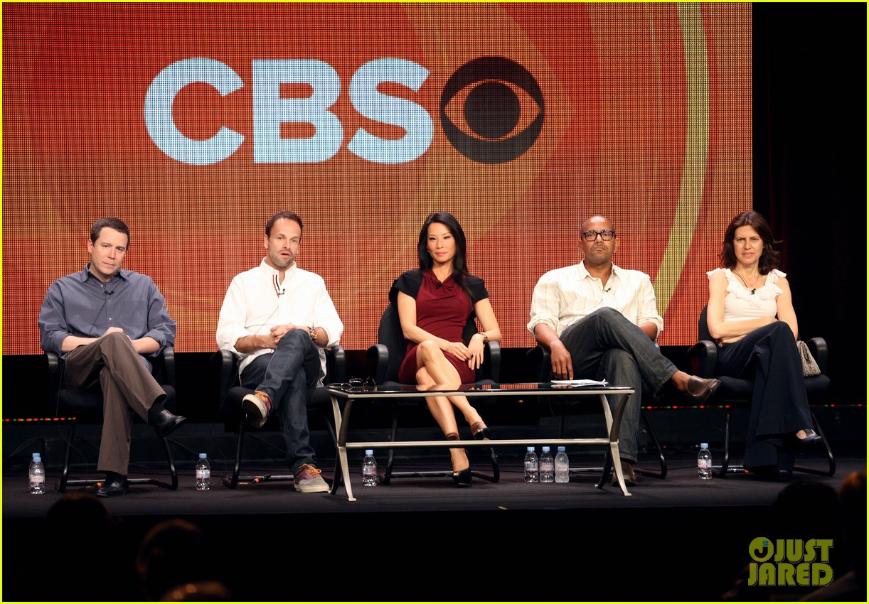 lucy liu janet montgomery toni trucks tca press tour 13