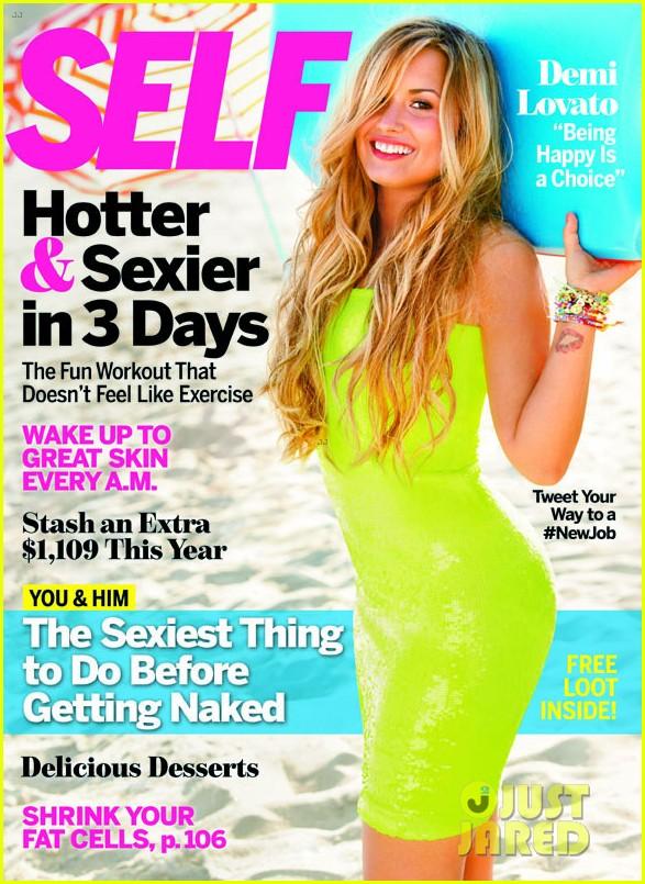 demi lovato self magazine august 2012 012688350