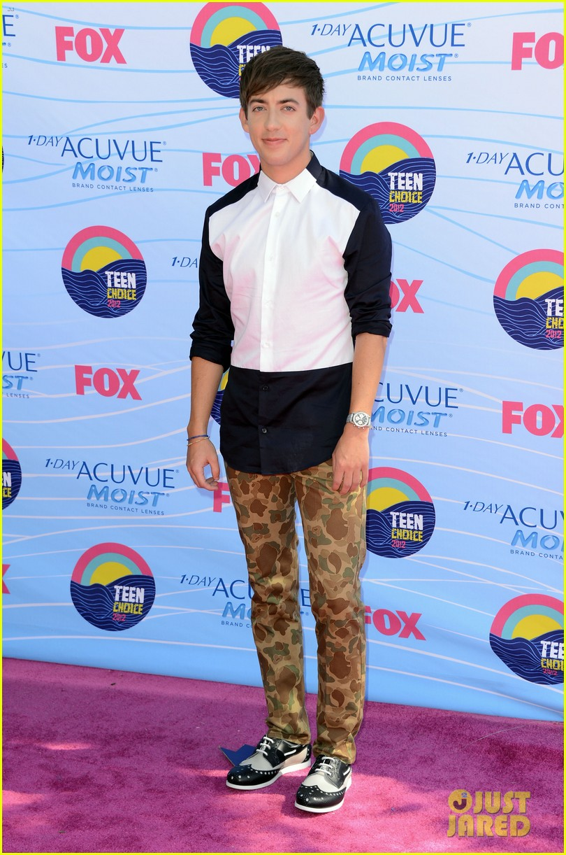 kevin mchale chord overstreet teen choice awards 2012 01
