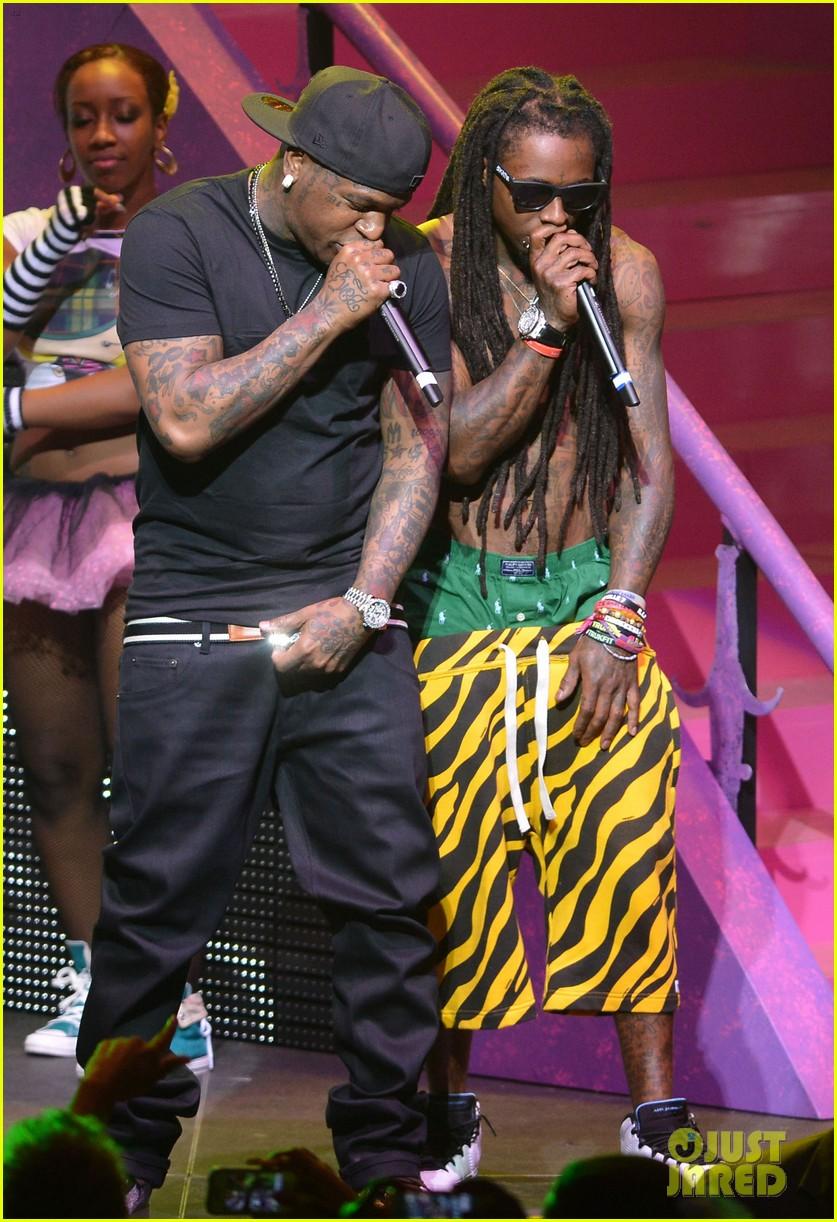 ... Lil Wayne & Birdman! | Birdman, Lil' Wayne, Nicki Minaj, Shirtless