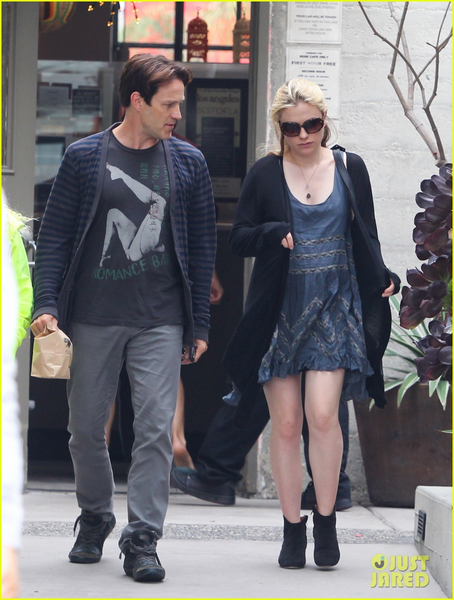 anna paquin stephen moyer lunch with lily 09