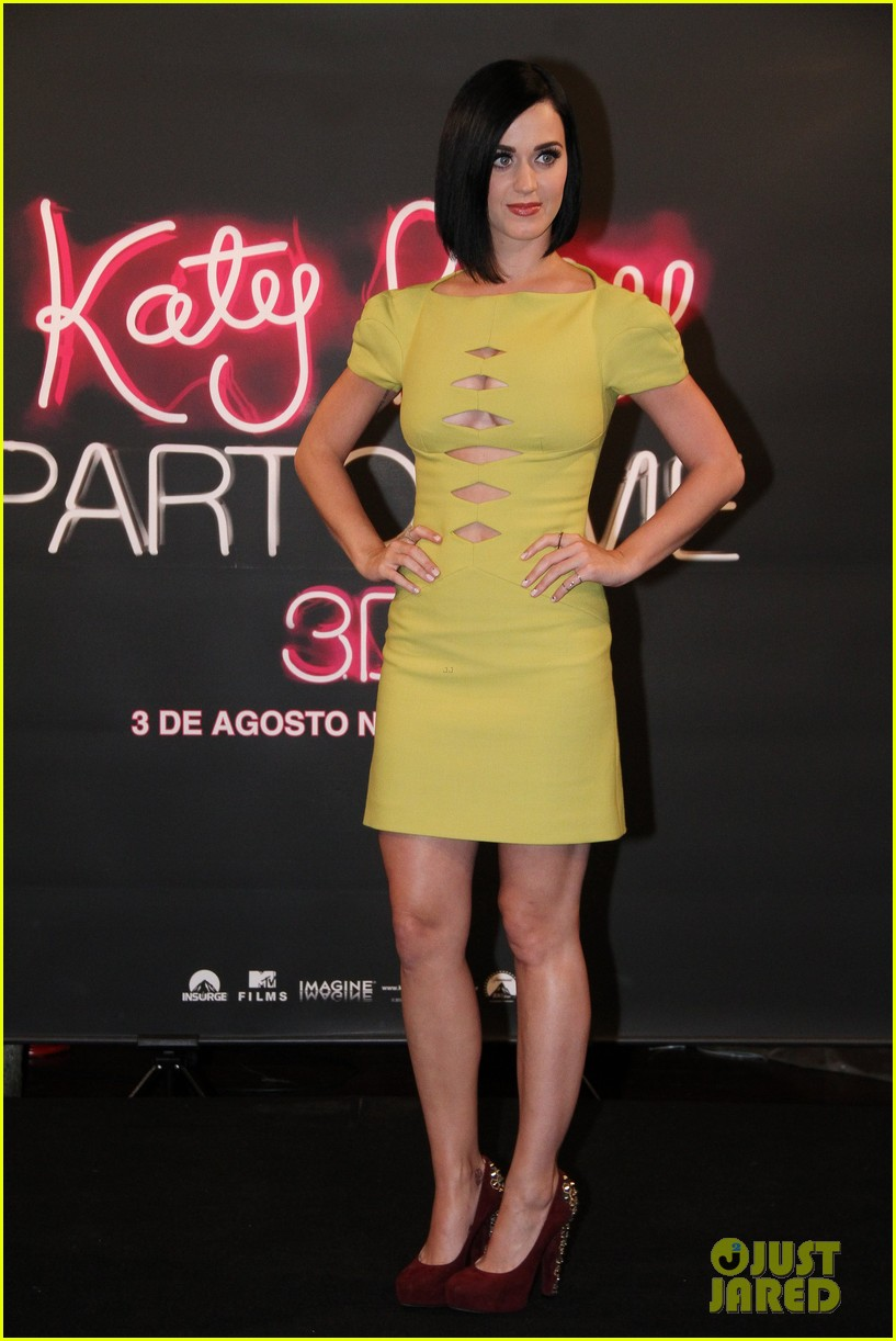 katy perry part of me rio photo call 21
