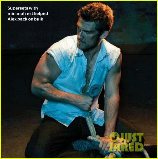 alex pettyfer mens health august 03