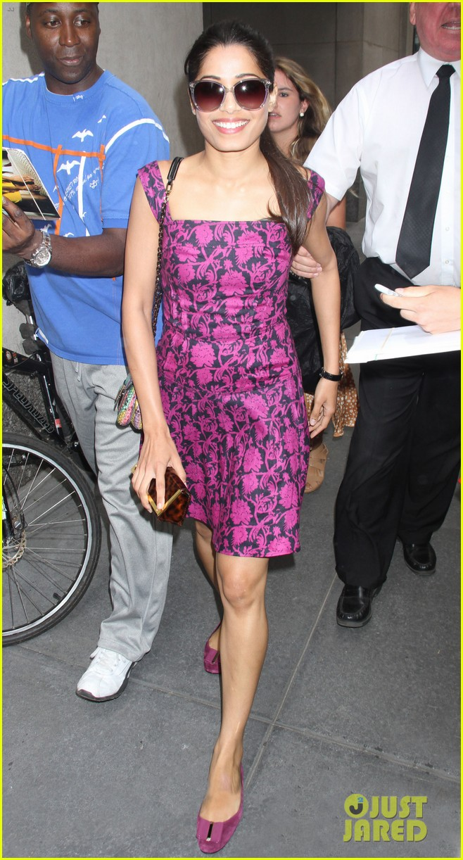 freida pinto promotes trishna in new york city 01
