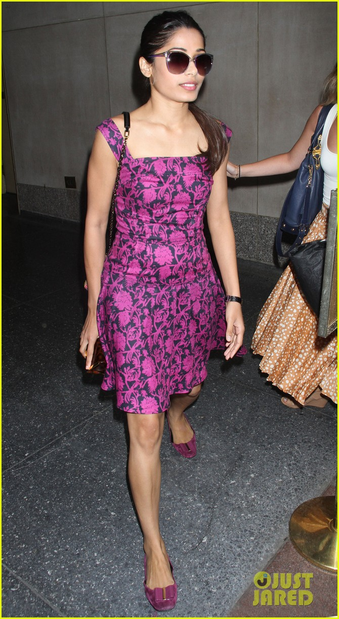 freida pinto promotes trishna in new york city 06