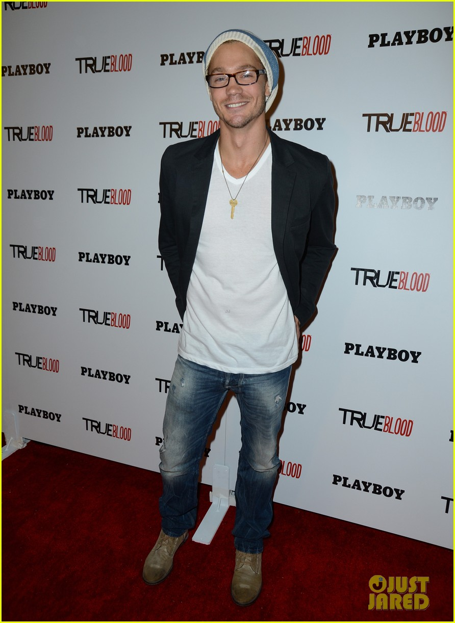Chad Michael Murray: Playboy & 'True Blood' Party! Playboy-and-true-blood-party-02