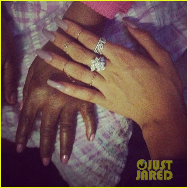 rihanna grandmother passes away 022681685