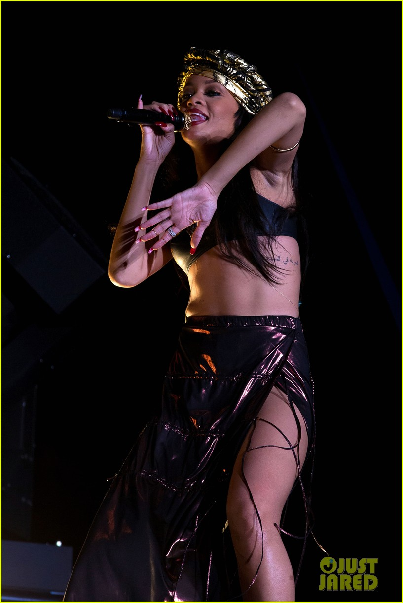 rihanna peace and love festival in sweden 18
