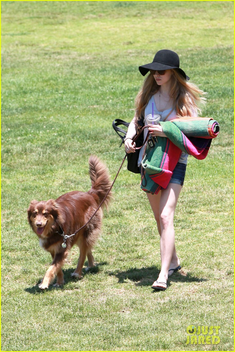 amanda seyfried park with flynn 032682813