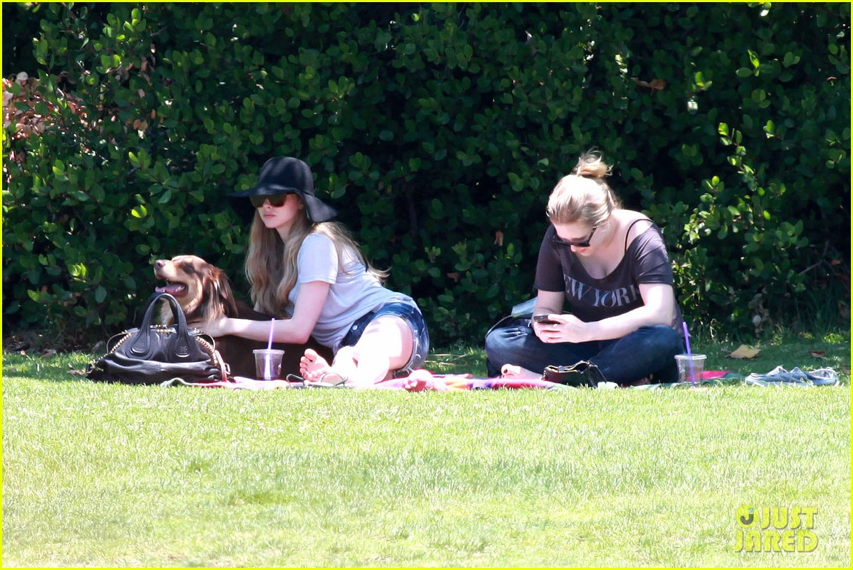 amanda seyfried park with flynn 06